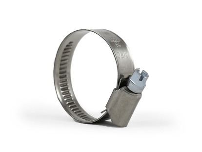 Hose clamp stainless steel 8-14 MM