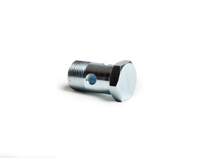 Banjo bolt for pipe thread 3/4""